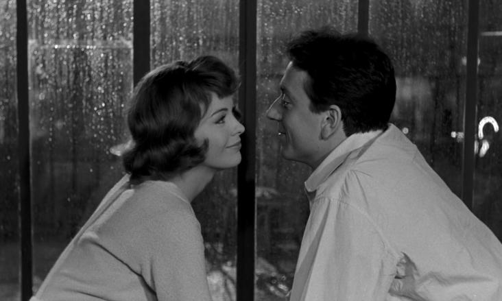 Five Day Lover 1961