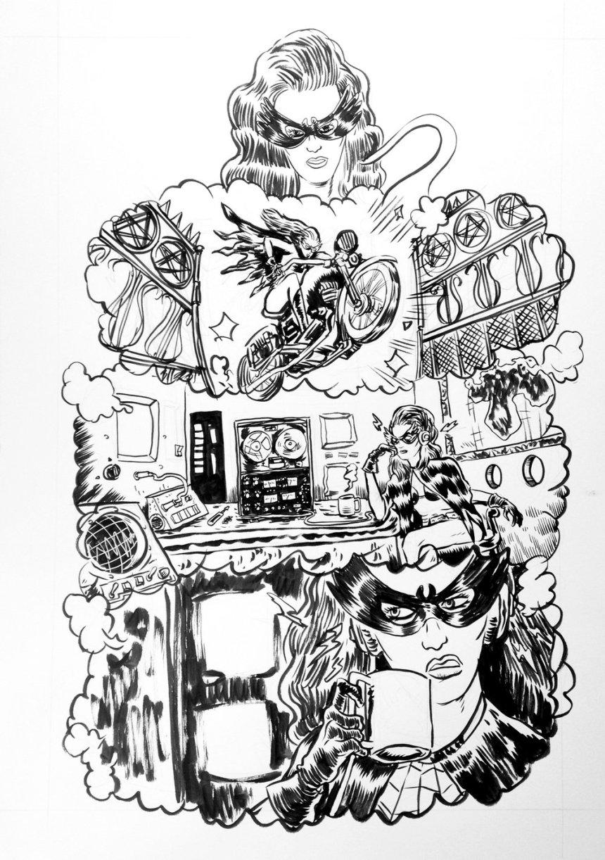 TARANTULA pg. 8 by Alexis Ziritt